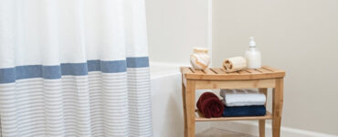 shower bench colors